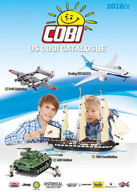 US COBI Catalogue 2018/2