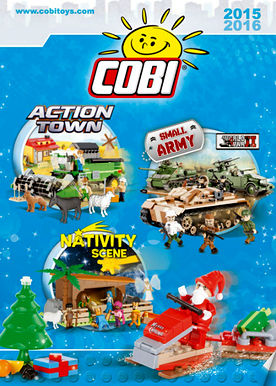 US COBI Catalogue 2015/2016