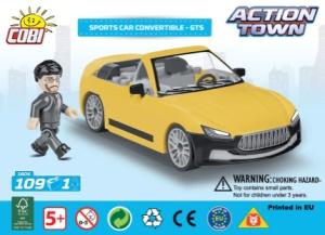 1804 Sports Car Convertible GTS