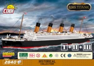 1916 Titanic RMS
