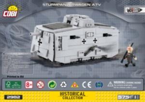 2982 Sturmpanzerwagen A7V