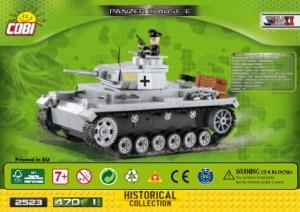 2523 Panzer III Ausf.E