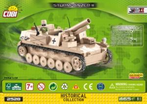 2528 Sturmpanzer II