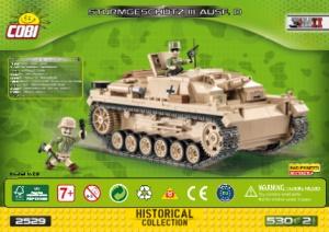 2529 Sturmgeschütz III Ausf. D