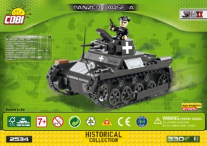 2534 Panzer I Ausf. A