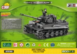 2538 Panzerkampfwagen VI Tiger Ausf.E