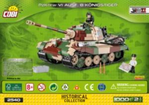 2540 Panzerkampfwagen VI Ausf. B Königstiger