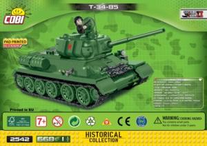 2542 T-34/85