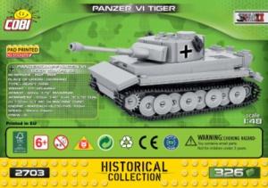 2703 Panzer VI Tiger