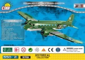 5701 Douglas C-47 Skytrain (Dakota) D-Day Edition