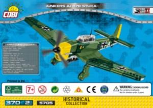 5705 Junkers Ju 87B Stuka