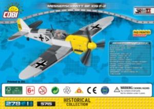 5715 Messerschmitt BF 109 F-2