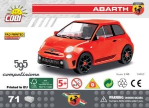 24502 Abarth 595 Competizione