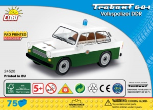 24520 Trabant 601 Volkspolizei DDR