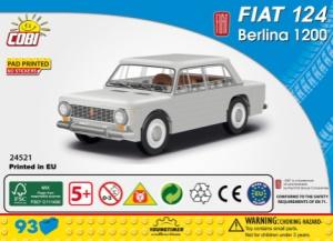 24521 Fiat 124 Berlina 1200