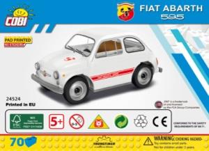 24524 1965 Fiat Abarth 595