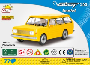 24543A Wartburg 353 Tourist