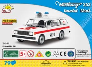24559 Wartburg 353 tourist Med.