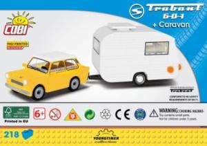 24590 Trabant 601 + Caravan
