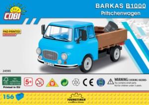 24593 Barkas B1000 Pritschenwagen