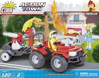 All Terrain Fire Rescue