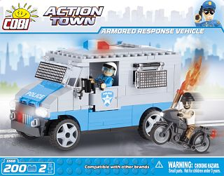 Armored Response Vehicle