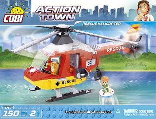 Rescue Helicopter