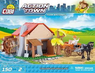Farm Watermill