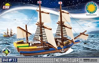 Pilgrim Ship Mayflower
