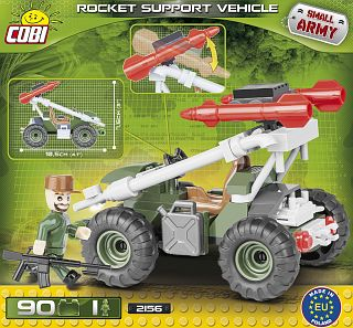 Rocket Support Vehicle