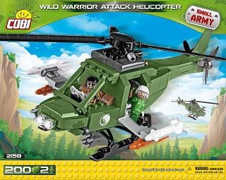 Wild Warrior Attack Helicopter