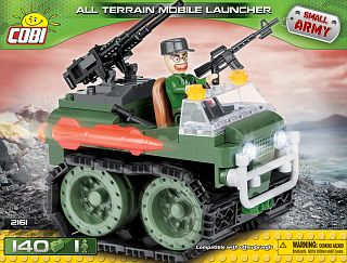 All Terrain Mobile Launcher