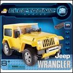 Jeep Wrangler (yellow, r/c)