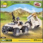 ATV with Rocket Launcher