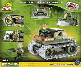 Small Unit Support Vehicle
