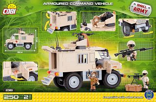Armoured Command Vehicle