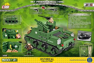 M7 Priest 105 mm HMC