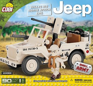 Jeep Willys MB North Africa 1943