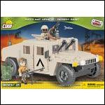 NATO AAT Vehicle Desert Sand