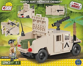 NATO AAT Vehicle Desert