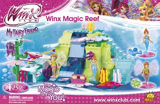 Winx Magic Reef