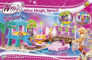 Winx Magic Beach