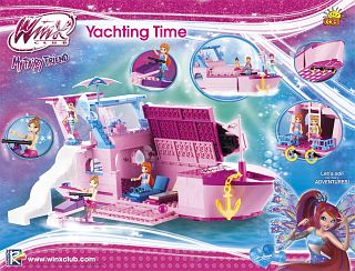 Yachting Time