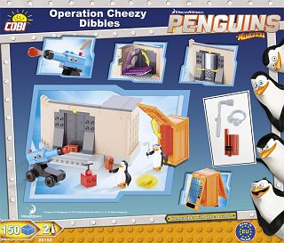 Operation Cheezy Dibbles
