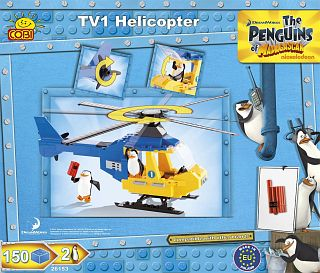 TV1 Helicopter