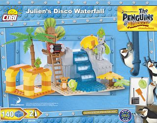 Julien's Disco Waterfall