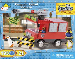 Penguin Patrol Vehicle