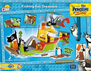 Fishing For Treasure