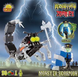 Monster Scorpion