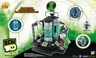 Azmuth's Laboratory Construction Set